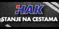 HAK – Stanje na cestama