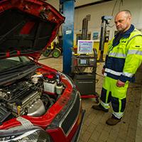 Besplatni kontrolni pregled vozila i zamjena auto guma za članove HAK-a