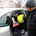 """Provedena preventivna akcija nadzora prijevoza djece u vozilima """"Autosjedalice Svetog Nikole"""""""