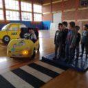 VIDI I KLIKNI Stotinjak učenika iz Gradine i Špišić Bukovice sudjelovalo na HAK-ovoj prometno-edukativnoj radionici