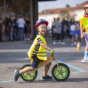"""AKCIJA """"SIGURNO U ŠKOLU"""" Povedite svoje mališane neka pokažu svoju spretnost na biciklima, rolama, romobilima"""